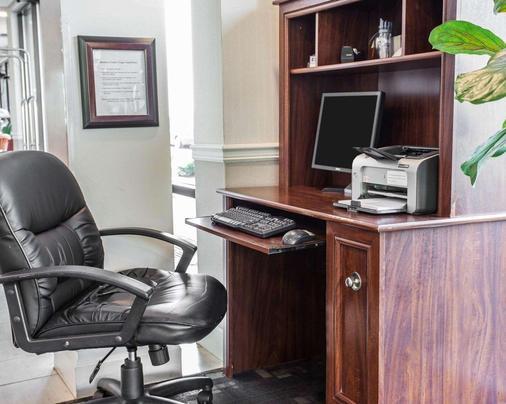 Comfort Inn - Bellingham - Business centre