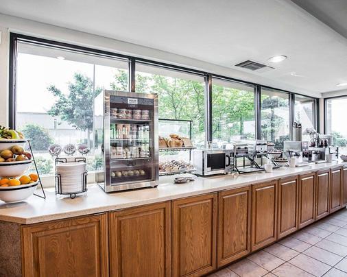 Comfort Inn - Bellingham - Kitchen
