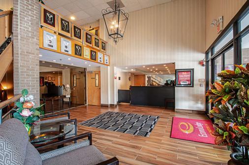 Econo Lodge Metro - Arlington - Lobby