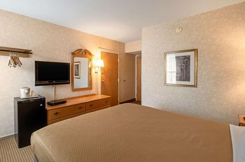 Econo Lodge Metro - Arlington - Bedroom