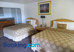 El Trovatore Motel - Kingman - Bedroom