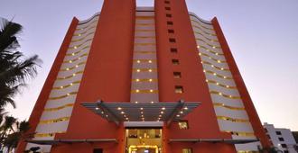 Sunset Plaza Beach Resort and Spa - Puerto Vallarta - Building
