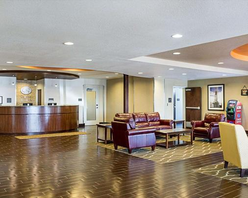 Comfort Suites - Minot - Lobby