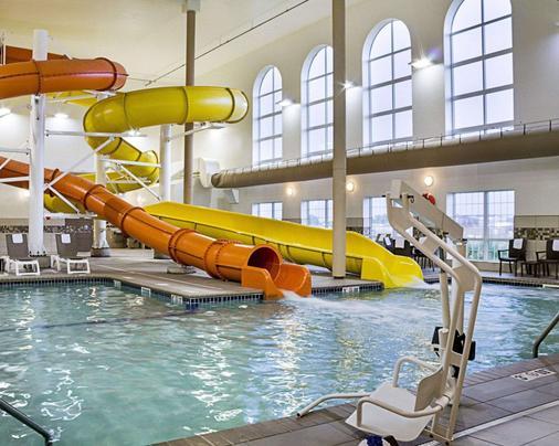 Comfort Suites - Minot - Pool