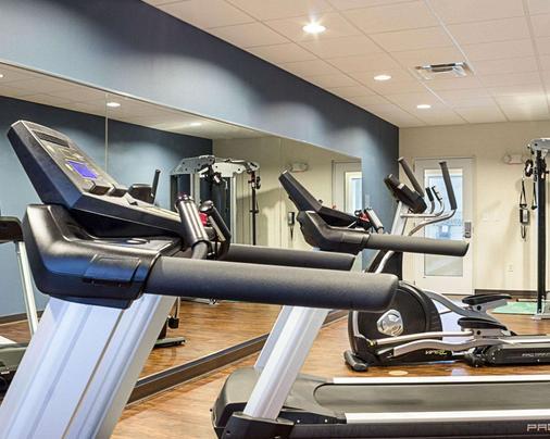 Comfort Suites - Minot - Gym