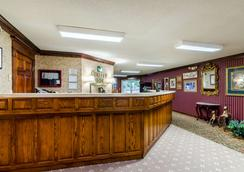 Quality Inn - Eureka Springs - Lobby
