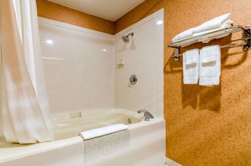 Quality Inn - Eureka Springs - Bathroom