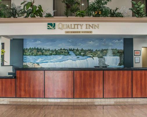 Quality Inn - Niagara Falls - Lobby