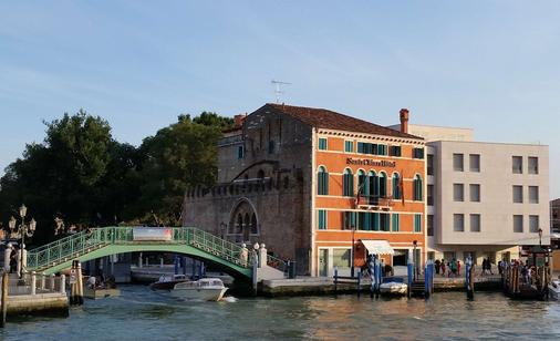 Santa Chiara Hotel - Venice - Outdoor view