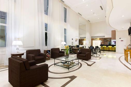 Comfort Suites Sao Paulo Oscar Freire - Sao Paulo - Lobby