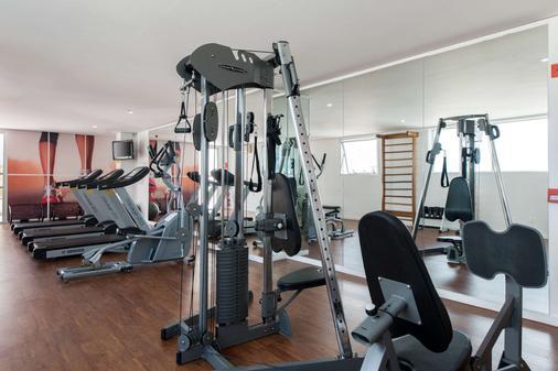 Comfort Suites Sao Paulo Oscar Freire - Sao Paulo - Gym