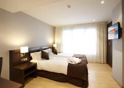 Silken Concordia Hotel - Barcelona - Bedroom