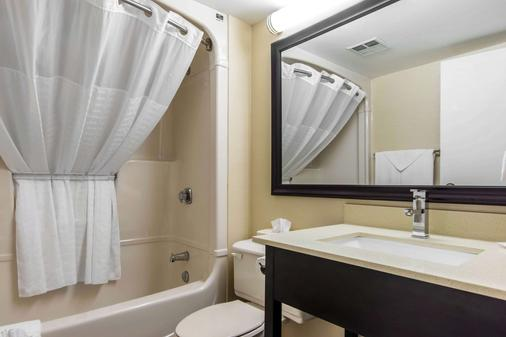 Comfort Inn Trois-Rivieres - Trois-Rivières - Bathroom