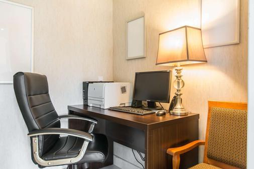 Comfort Inn Trois-Rivieres - Trois-Rivières - Business centre