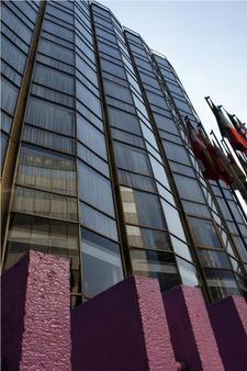 Hotel El Ejecutivo by Reforma Avenue - Mexico City - Building