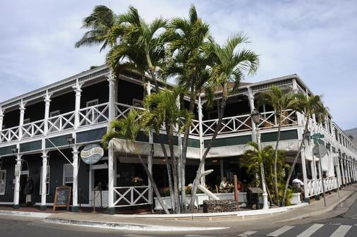 Best Western Pioneer Inn - Lahaina - Restaurant