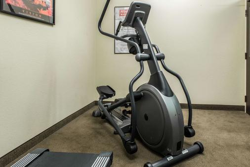 Sleep Inn & Suites - Pittsburgh - Gym