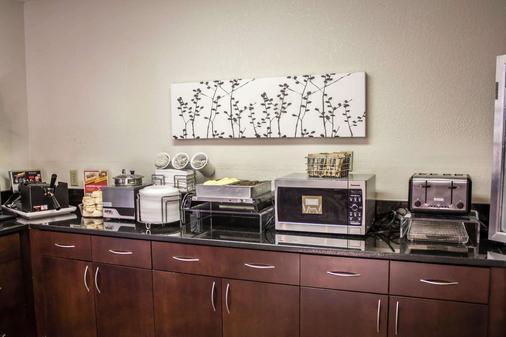 Sleep Inn Gateway - Savannah - Kitchen