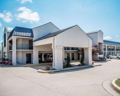 Quality Inn US65 & E. Battlefield Rd. Springfield - Springfield - Building