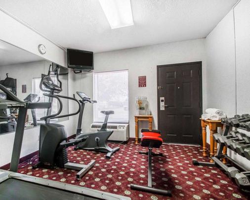 Quality Inn US65 & E. Battlefield Rd. Springfield - Springfield - Gym