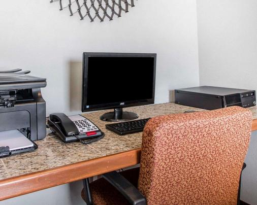 Quality Inn US65 & E. Battlefield Rd. Springfield - Springfield - Business centre