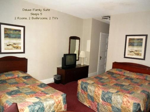 Hotel Harrington - Washington - Bedroom