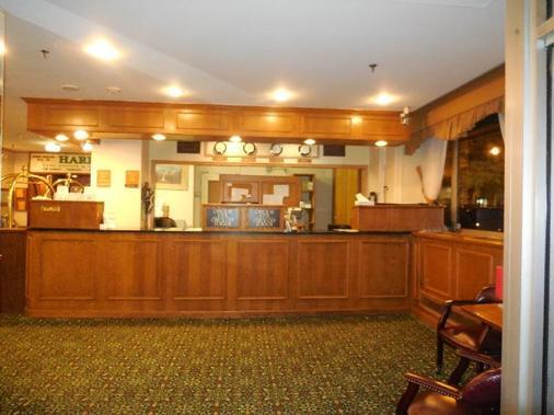 Hotel Harrington - Washington - Lobby