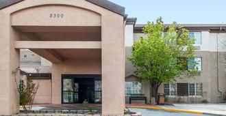 Sleep Inn Airport - Albuquerque - Building