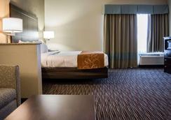 Comfort Suites Clearwater - Dunedin - Clearwater - Bedroom