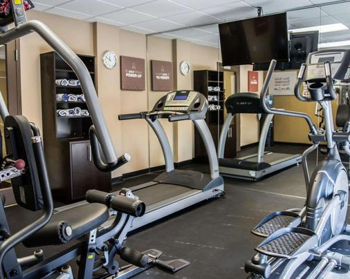 Comfort Suites Clearwater - Dunedin - Clearwater - Gym