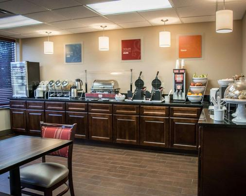 Comfort Suites Clearwater - Dunedin - Clearwater - Kitchen