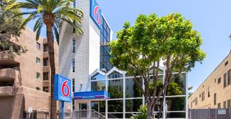 Motel 6 Los Angeles - Hollywood - Hollywood - Building
