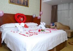 Vienna Hotel Shantou Exhibition Centre - Shantou - Bedroom