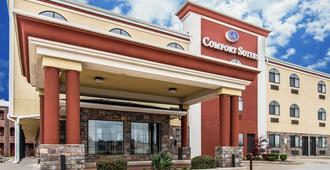 Comfort Suites Fairgrounds West - Oklahoma City - Building
