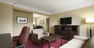 Ramada Plaza by Wyndham Toronto Downtown - Toronto - Bedroom