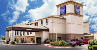 Sleep Inn & Suites - Oklahoma City - Building