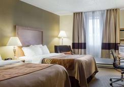 Quality Inn - Bismarck - Bedroom