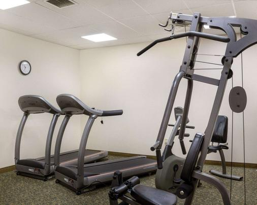 Quality Inn - Bismarck - Gym