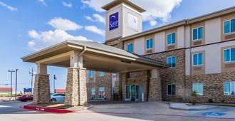 Sleep Inn & Suites - Odessa - Building
