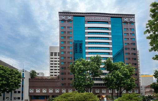 Hotel Grand Pacific - Singapore - Building