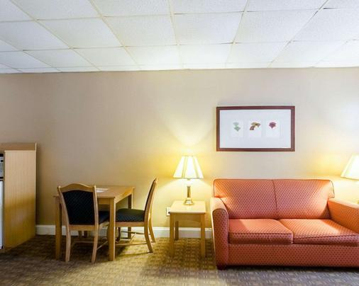 Rodeway Inn Historic - Williamsburg - Living room