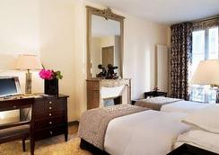Hotel Vaneau Saint Germain - Paris - Bedroom