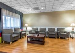 Quality Inn Midtown - Savannah - Lobby
