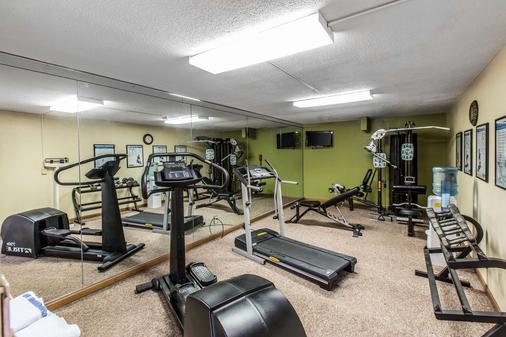 Quality Inn Midtown - Savannah - Gym