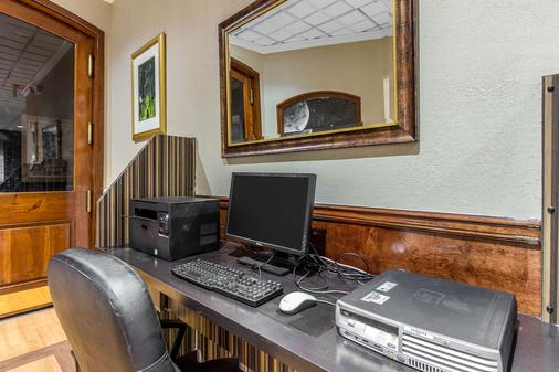 Quality Inn Midtown - Savannah - Business centre