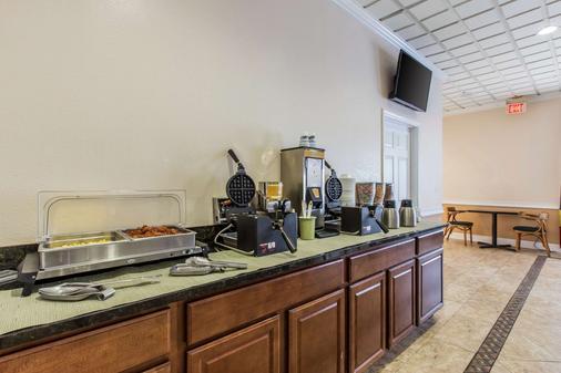 Quality Inn Midtown - Savannah - Restaurant