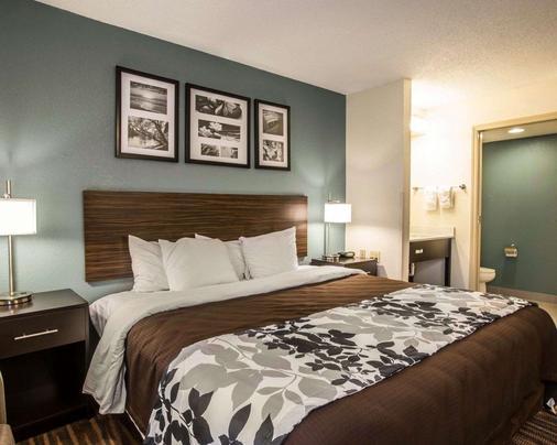 Sleep Inn Airport - Greensboro - Bedroom
