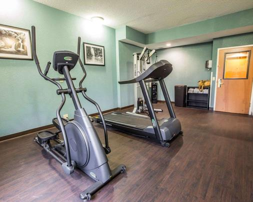 Sleep Inn Airport - Greensboro - Gym