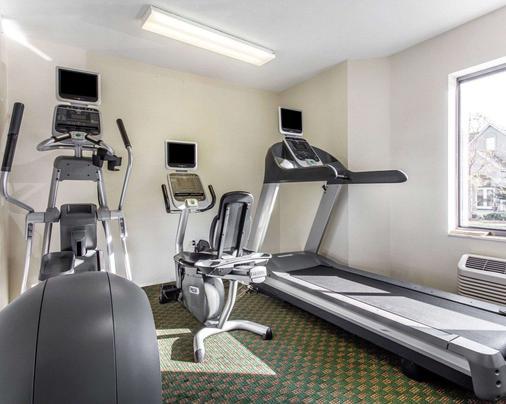 Sleep Inn Near Ft. Jackson - Columbia - Gym