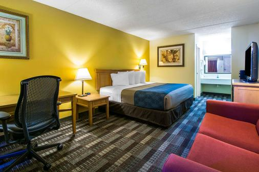 Econo Lodge - Jacksonville - Bedroom